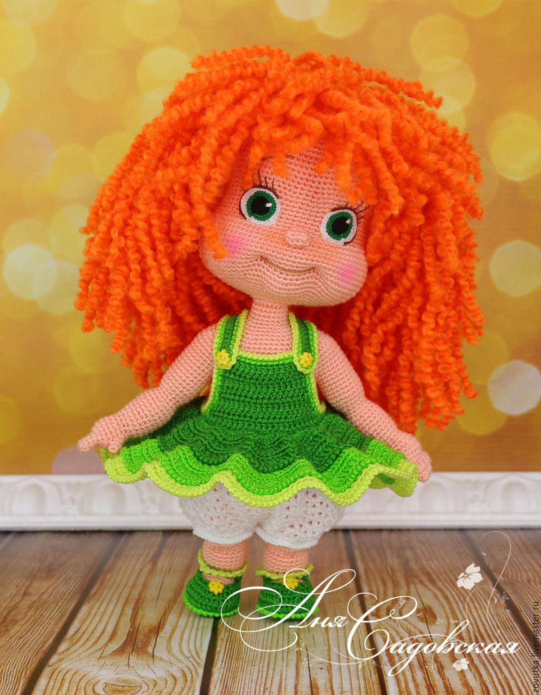 Мастер-класс по вязанию крючком: Лапоточки для кукол 15