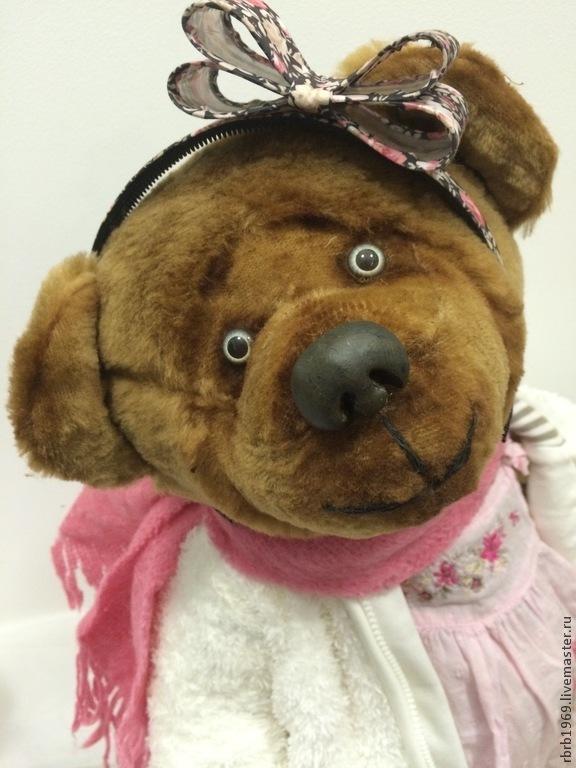 """Здрасьте,я Снежанка)из цикла """"Воспитанные детки""""), Мишки Тедди, Тверь, Фото №1"""