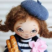 Куклы и игрушки ручной работы. Ярмарка Мастеров - ручная работа Текстильная авторская кукла Энн. Handmade.