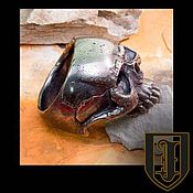 """Украшения ручной работы. Ярмарка Мастеров - ручная работа Перстень череп  """"Skull  XX"""". Handmade."""
