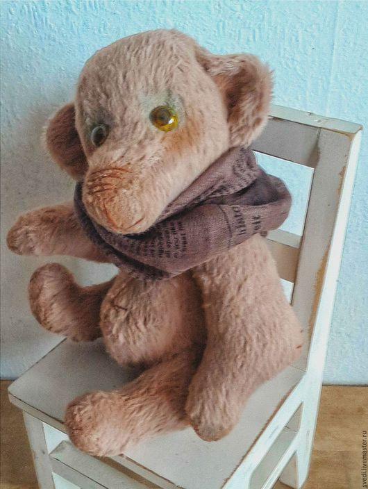 """Мишки Тедди ручной работы. Ярмарка Мастеров - ручная работа. Купить Тедди мишка"""" Француз"""". Handmade. Бежевый, авторская работа"""