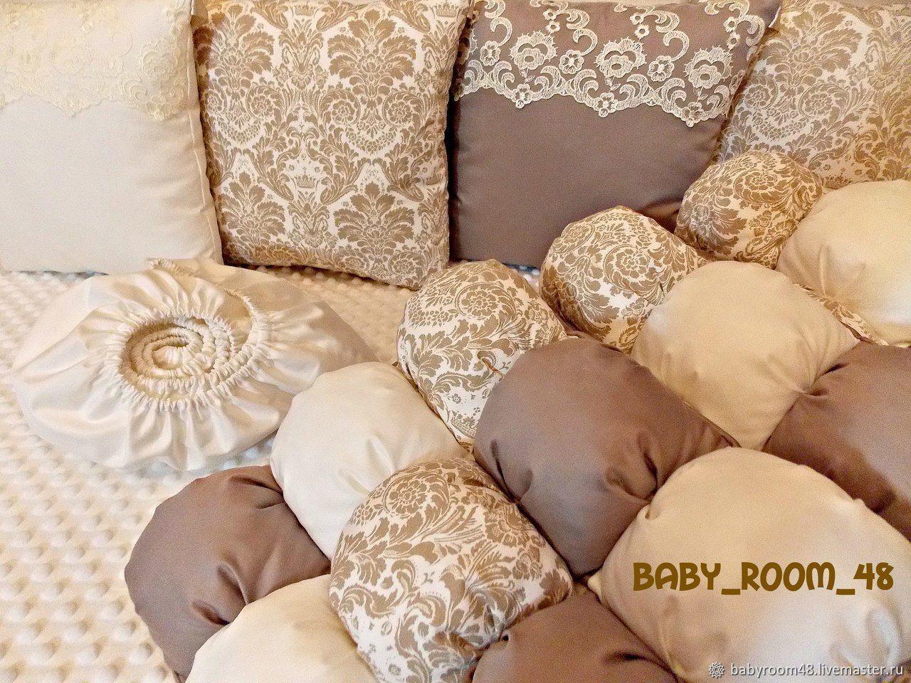 Комплект в кроватку, Детское постельное белье, Липецк,  Фото №1