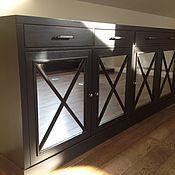 Для дома и интерьера handmade. Livemaster - original item 81.  Dresser mirror black. Handmade.
