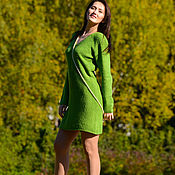 Одежда handmade. Livemaster - original item Dress: Greensleeves. Handmade.