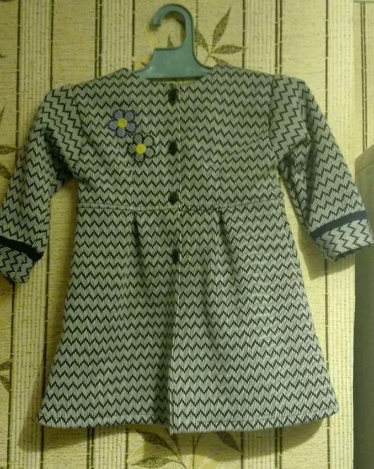 Одежда для девочек, ручной работы. Ярмарка Мастеров - ручная работа. Купить Пальто на теплую весну. Handmade. Пальто, пальто на заказ
