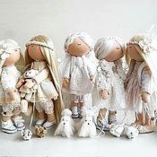 Dolls handmade. Livemaster - original item Angels. Textile doll handmade. Handmade.