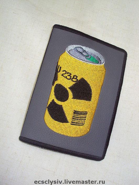 """Обложки ручной работы. Ярмарка Мастеров - ручная работа. Купить Обложка для паспорта  """"U-238"""". Handmade. Обложка, обложка на загранпаспорт"""