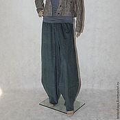 Одежда ручной работы. Ярмарка Мастеров - ручная работа Стильные брюки Хельга. Handmade.