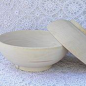 Посуда ручной работы. Ярмарка Мастеров - ручная работа Глубокие тарелки. Handmade.