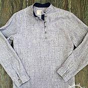Мужская одежда handmade. Livemaster - original item Shirt