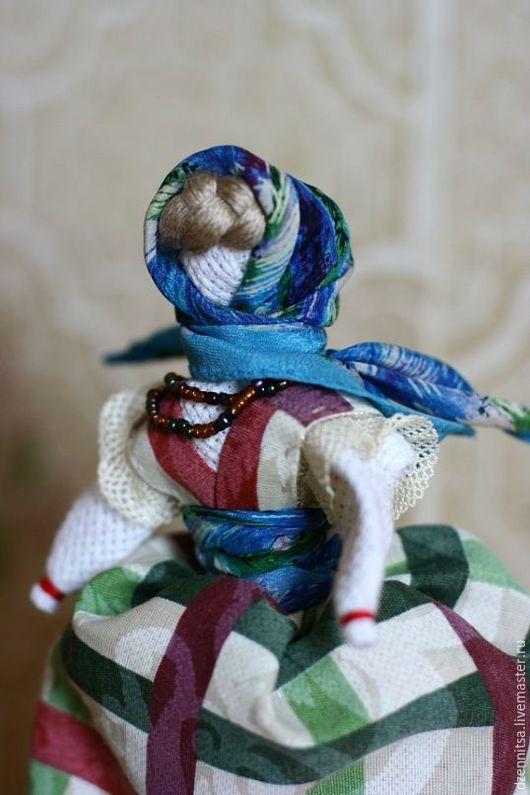 Народные куклы ручной работы. Ярмарка Мастеров - ручная работа. Купить Девка - Баба - Кукла - Перевертыш. Handmade. Кукла-перевертыш