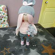 Куклы Тильда ручной работы. Ярмарка Мастеров - ручная работа Мышка. Handmade.