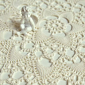 """Для дома и интерьера ручной работы. Ярмарка Мастеров - ручная работа Салфетка """"Венеция"""". Handmade."""