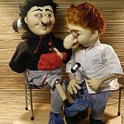 Куклы и игрушки ручной работы. Ярмарка Мастеров - ручная работа На приеме у невропатолога. Handmade.