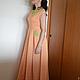 Платья ручной работы. Платье с вышивкой Очарование. Rez-Olga. Ярмарка Мастеров. Длинное платье, платье длинное, Плательная ткань
