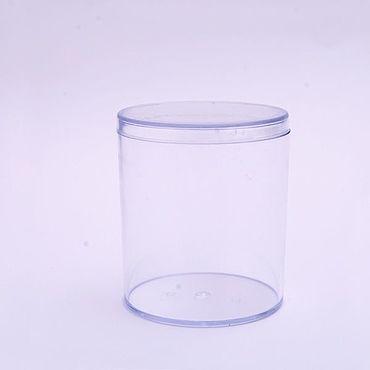 Посуда ручной работы. Ярмарка Мастеров - ручная работа Банки: Туба Банка жесткий пластик. Handmade.