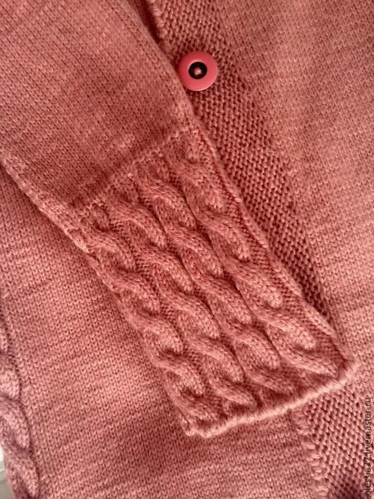 Верхняя одежда ручной работы. Ярмарка Мастеров - ручная работа. Купить Пальто. Handmade. Кремовый, винтаж, 100 % шерсть