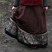 Одежда handmade. Livemaster - original item Copy of Copy of юбка. Handmade.