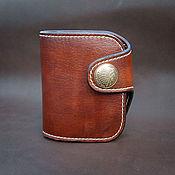 Сумки и аксессуары handmade. Livemaster - original item Purse leather Labour 80vgt. Handmade.