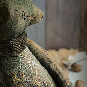 Куклы и игрушки handmade. Livemaster - original item lost bear.... Handmade.