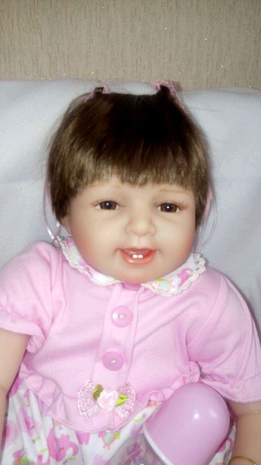 Куклы-младенцы и reborn ручной работы. Ярмарка Мастеров - ручная работа. Купить Кукла реборн. Handmade. Бежевый, реборн на заказ
