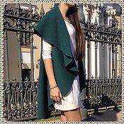 Одежда handmade. Livemaster - original item Cloak, Cape. Handmade.
