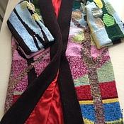 Одежда handmade. Livemaster - original item Knitting coat