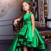 Работы для детей, ручной работы. Ярмарка Мастеров - ручная работа Византия нарядное платье. Handmade.