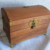 Для дома и интерьера handmade. Livemaster - original item The trunk domovenka. Handmade.