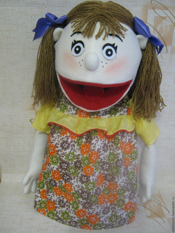 Кукла mappet своими руками