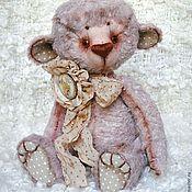 Куклы и игрушки ручной работы. Ярмарка Мастеров - ручная работа Тедди мишка Офелия. Handmade.