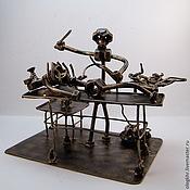 Сувениры и подарки handmade. Livemaster - original item pathologist. Handmade.