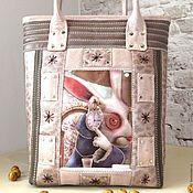 """Сумки и аксессуары ручной работы. Ярмарка Мастеров - ручная работа сумка """"Завтра никогда не бывает сегодня!"""". Handmade."""