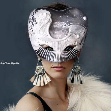 """Для дома и интерьера ручной работы. Ярмарка Мастеров - ручная работа Маска """"Дочь Луны"""". Handmade."""
