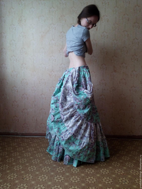 Купить юбку для трайбл
