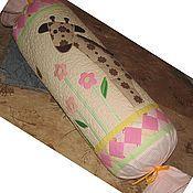 Для дома и интерьера ручной работы. Ярмарка Мастеров - ручная работа Диванный валик. Handmade.