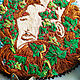 Order Ivy pendant based on the works of Alphonse Mucha author's handwork. ArtelL. Livemaster. . Pendant Фото №3