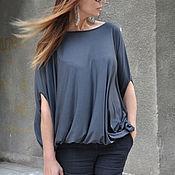 Одежда handmade. Livemaster - original item Blouse, blouse for summer, top Blouse, Knitted blouse. Handmade.
