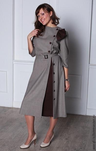 Платье в стиле 50-х  №1010110, Платья, Москва,  Фото №1