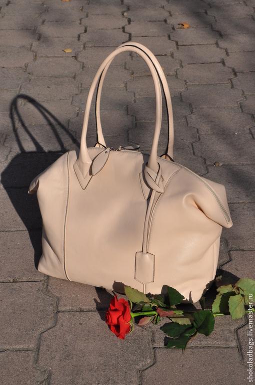 """Женские сумки ручной работы. Ярмарка Мастеров - ручная работа. Купить Кожаная сумка - """" Моя прекрасная леди"""". Handmade."""