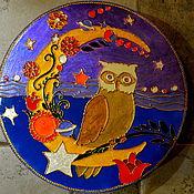 """Для дома и интерьера ручной работы. Ярмарка Мастеров - ручная работа Шкатулка """"Лунная ночь"""". Handmade."""