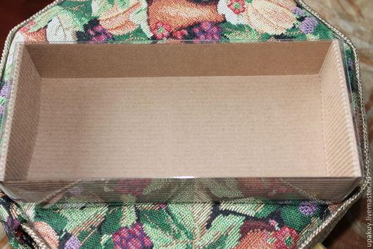 Упаковка ручной работы. Ярмарка Мастеров - ручная работа. Купить Коробка из гофрокартона. Handmade. Коричневый, коробка, упаковка для мыла