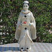 Для дома и интерьера handmade. Livemaster - original item Pierrot.. Handmade.