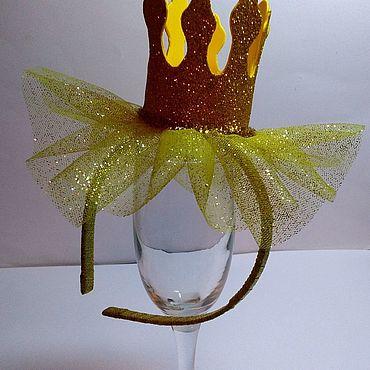 Украшения ручной работы. Ярмарка Мастеров - ручная работа Корона для  принцессы.. Handmade.