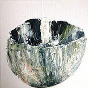 Картины и панно ручной работы. Ярмарка Мастеров - ручная работа Чаша. Handmade.