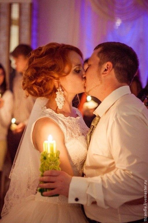 Мои заказчики - прекрасная пара Ксения и Владимир) свадьба в цвете `лимон-лайм`. Горько!!!)))