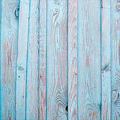 """Дизайн и реклама ручной работы. Ярмарка Мастеров - ручная работа Виниловый фотофон 60х60 см для предметной съёмки """"Доски-волны синие"""". Handmade."""