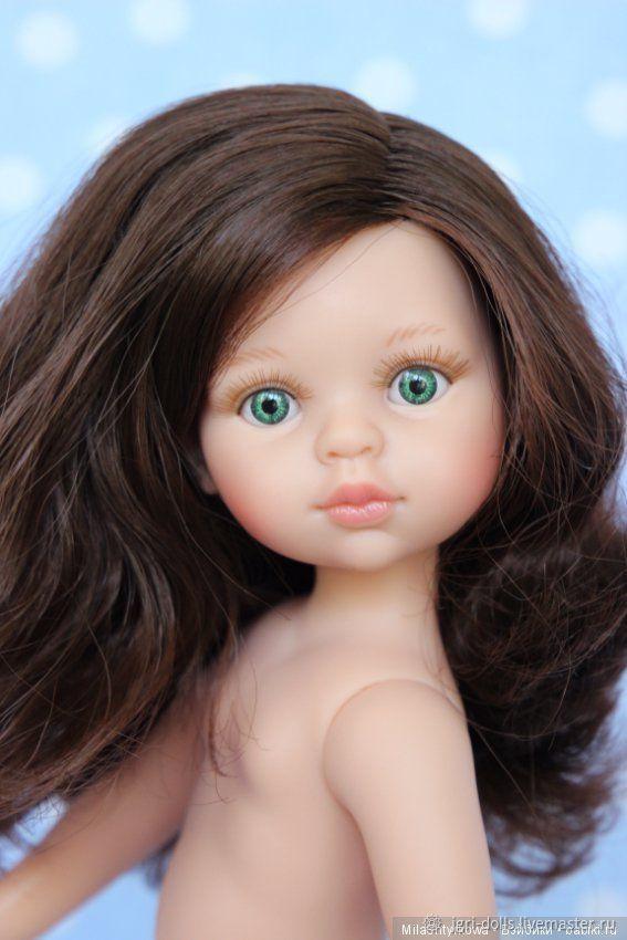 Керол с зелен.глазами, Paola Reina, 2015-2017 гг, Куклы и пупсы, Москва,  Фото №1