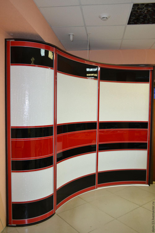 Радиусные шкафы: их проектирование, покупка и эксплуатация.