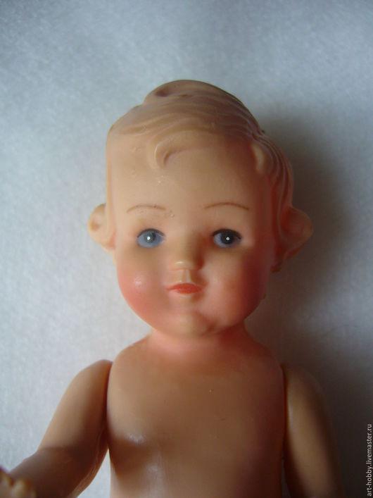 Винтажные куклы и игрушки. Ярмарка Мастеров - ручная работа. Купить Куколка (Германия). Handmade. Кукла, целлулоид